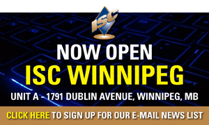 ISC Winnipeg Open Now
