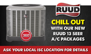 ISC RUUD AC Packages